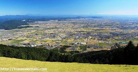 Toàn cảnh Gifu Japan
