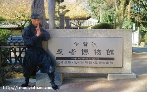 Quê hương của Ninja Iga