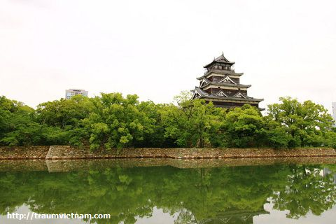 Lâu đài Hiroshima