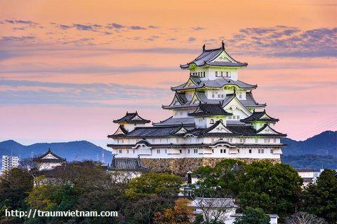 Tỉnh Hyogo Nhật Bản - thành phố công nghiệp