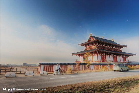 Tỉnh Nara Nhật Bản - trung tâm di sản văn hóa ở xứ phù tang