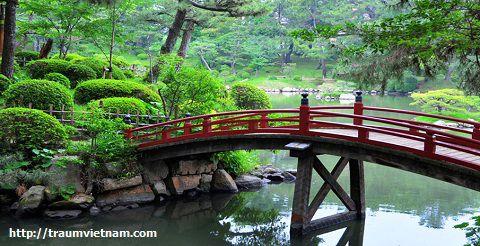 Vườn Shukkeien
