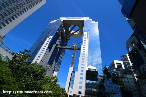 Vườn treo Umeda Sky Building