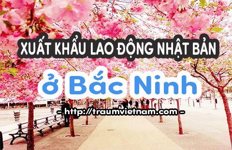 Đăng ký xuất khẩu lao động Nhật Bản ở Bắc Ninh – Tư vấn miễn phí
