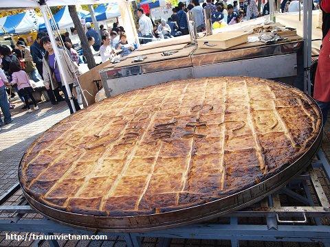 Bánh táo Aomori