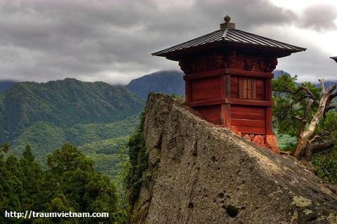 Chùa Risshaku-ji - Yamagata Japan