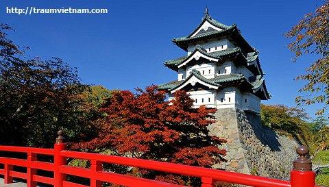 Công viên thành cổ Hirosaki