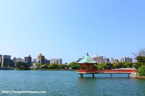 Công viên Ohori