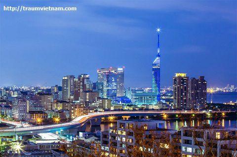 Đặc điểm kinh tế khu vực Fukuoka