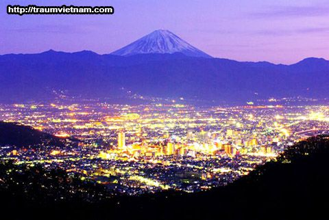 Đặc điểm kinh tế tỉnh Yamanashi Nhật Bản