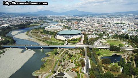 Đặc điểm kinh tế khu vực Gunma Nhật Bản