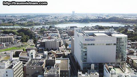 Đặc điểm kinh tế khu vực Ibaraki Nhật Bản