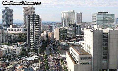 Đặc điểm kinh tế khu vực Saitama Nhật Bản