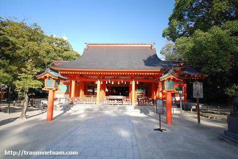 Đền Chikuzen-koku Ichinomiya Sumiyoshi-jinja