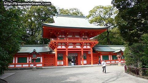 Đền Hikawa-jinja- Tỉnh Saitama Nhật Bản