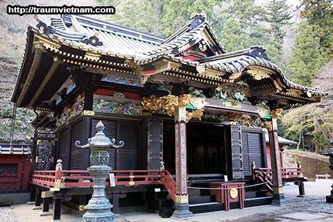 Đền Myogi-jinja - Gunma Japan