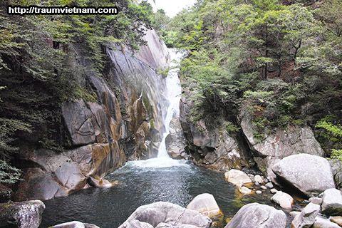 Hẻm núi Mitake Shosen - tỉnh Yamanashi Nhật Bản