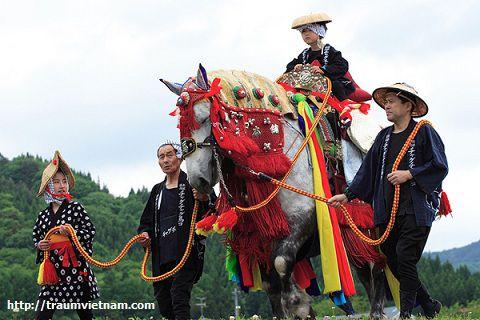 Lễ hộiChagu Chagu Umakko