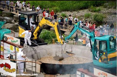 Lễ hội Imoni - tỉnh Yamagata Nhật Bản