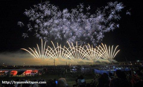 Lễ hộipháo hoa Omagari