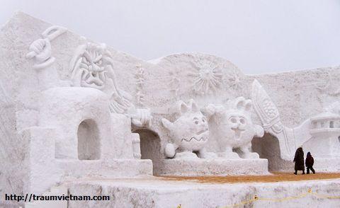 Lễ hội tuyết Iwate