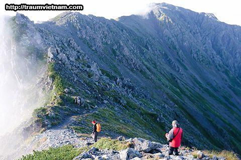 Núi Kitadake - ngọn núi cao thứ 2 ở Nhật Bản