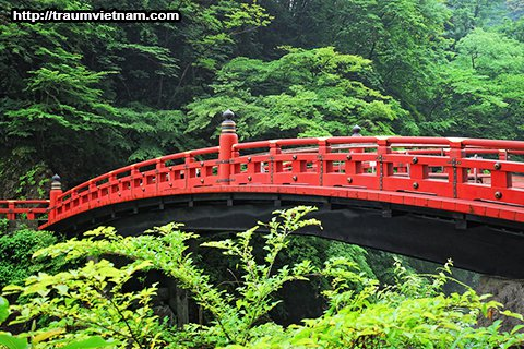 Thần kiều Shinkyo - Tochigi Nhật Bản