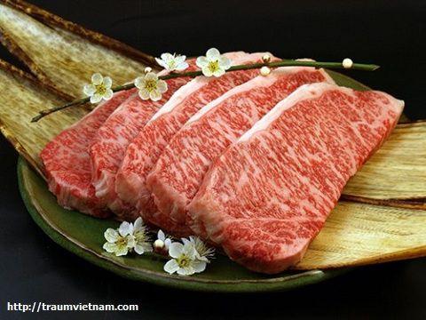 Thịt bò Iwate Gyuu