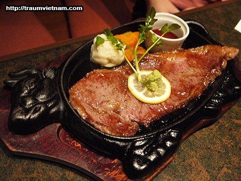 Thịt bò Hitachi
