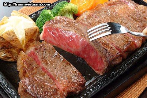Thịt bò Tochigi