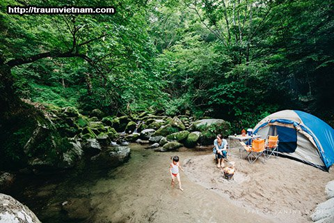 Thung lũng Hananuki - Tỉnh Ibaraki Nhật Bản