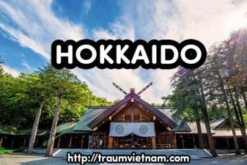 Tỉnh Hokkaido Nhật Bản – Vùng đất của băng tuyết
