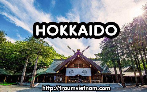 Tỉnh Hokkaido Nhật Bản - Vùng đất của băng tuyết