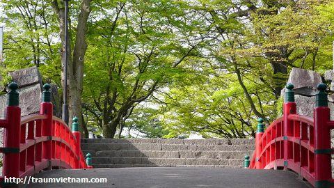 Tỉnh Iwate Nhật Bản - vùng đất huyền thoại