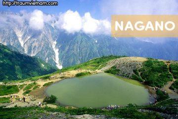 Tỉnh Nagano Nhật Bản – vùng đất của núi và sự trường thọ