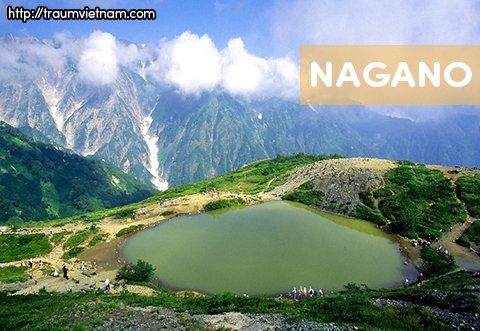 Tỉnh Nagano Nhật Bản - vùng đất của núi và sự trường thọ