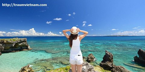 Tỉnh Okinawa Nhật Bản - thiên đường của biển