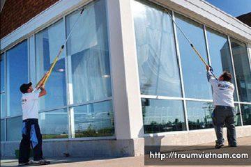 Tuyển 3 nam phỏng vấn làm sạch tòa nhà tại Okayama 14/03 (Skype)