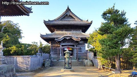 Chùa Awa-Kokubun-ji (Yakuozan Konjikiin Kokubunji)