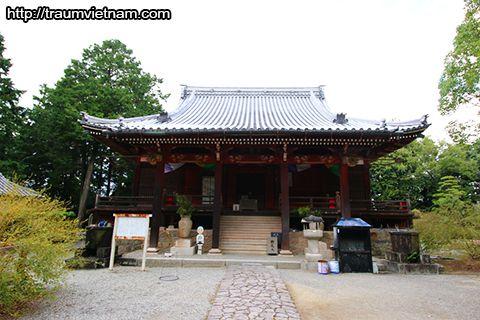 Chùa Hagiwara-ji - tỉnh Kagawa Nhật Bản