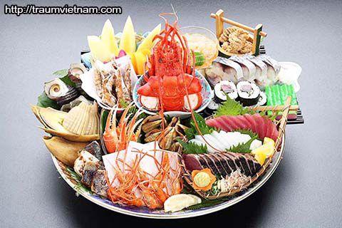 Sawachi - đặc sản tỉnh Kochi Nhật Bản
