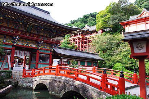 Đền Yutoku Inari-jinja