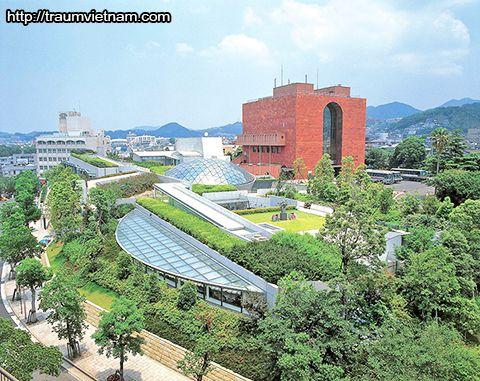 Bảo tàng tưởng niệm hòa bình Nagasaki