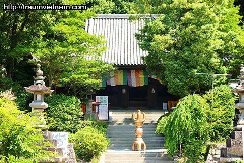 Chùa Ishite-ji - tỉnh Ehime Nhật Bản