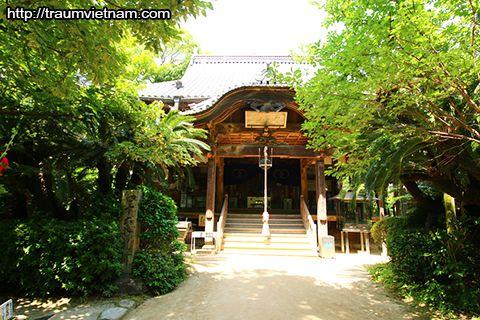 Chùa Joruri-ji - Ehime Japan