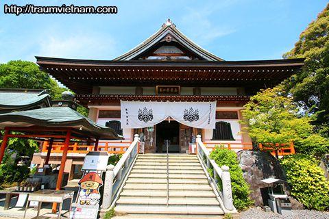 ChùaYasaka-ji - Ehime