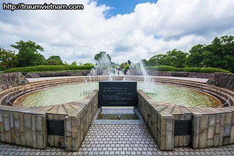 Công viên hòa bình Nagasaki