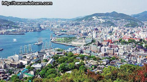 Đặc điểm kinh tế khu vực Nagasaki Nhật Bản