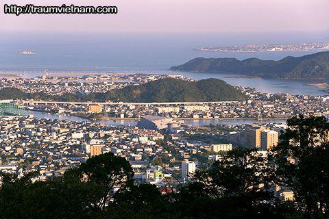 Đặc điểm kinh tế khu vực Tokushima Nhật Bản