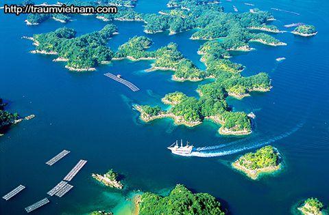 Đảo Kujuku - Nagasaki Nhật Bản